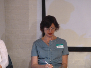 Panelist, Yana Landowne, Director and Advocacy Committee Co-Chair